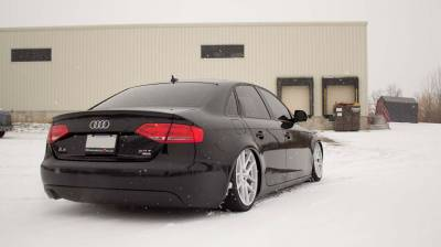 AIRLIFT PERFORMANCE  - Airlift Audi A4 (B8) Performance Air Suspension System : AP Manual / 3P / 3H : 75558 / 75658 - Image 5