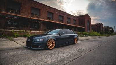 AIRLIFT PERFORMANCE  - Airlift Audi A4 (B8) Performance Air Suspension System : AP Manual / 3P / 3H : 75558 / 75658 - Image 2