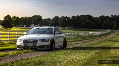 AIRLIFT PERFORMANCE  - Airlift Audi A4 (B8) Performance Air Suspension System : AP Manual / 3P / 3H : 75558 / 75658 - Image 3