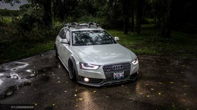 AIRLIFT PERFORMANCE  - Airlift Audi A4 (B8) Performance Air Suspension System : AP Manual / 3P / 3H : 75558 / 75658 - Image 4