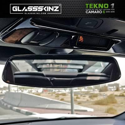 Glassskinz Camaro 5th Gen 10-15 www.d2bdmotorwerks.com