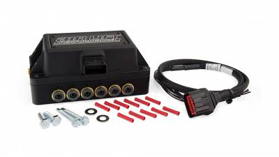 """Air Ride Suspension - AIR LIFT PERFORMANCE AIR MANAGEMENT SYSTEMS - AIRLIFT PERFORMANCE  - Airlift 3S 27708 3/8"""" Manifold for use with switch box, switch box not included : 27708"""