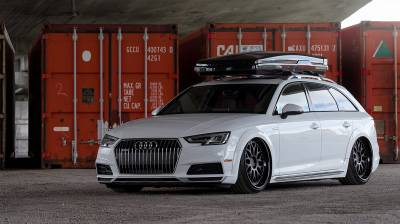 EUROPEAN - AUDI  - AIRLIFT PERFORMANCE  - Airlift Audi B9 2016 Performance Air Suspension Kit: AP Manual/3S/3P/3H 78570 / 78670 53MM
