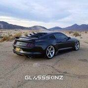GLASSSKINZ S550 BAKKDRAFT 15-19 WWW.D2BDMOTORWERKS.COM