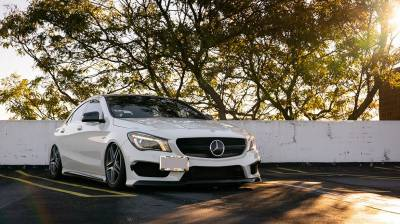 Mercedes  - CLA 45 AMG 4Matic 13-19 - AIRLIFT PERFORMANCE  - Airlift Mercedes CLA / GLA  USA W117 Chassis Performance Air Suspension : 78574 /78674 AP Manual / 3s / V2 / 3P / 3H