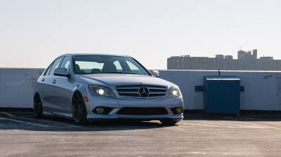 EUROPEAN - Mercedes  - C-Class (W204) AMG C 63 Coupe RWD 08-15