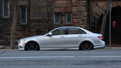 EUROPEAN - Mercedes  - AIRLIFT PERFORMANCE  - Airlift Performance Mercedes C-Class (W204) Coupe RWD/AWD (2012-2015) : 78577 / 78578 / 78677 AP Man/3S/3P/3H