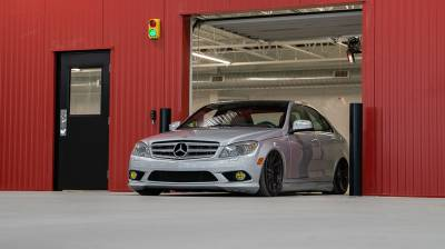 Mercedes  - C-Class (W204) C 230 Sedan AWD 08-14 - AIRLIFT PERFORMANCE  - Airlift Performance Mercedes C-Class (W204) Sedan / Estate RWD/AWD (2012-2015) : 78577 / 78578 / 78677 AP Man/3S/3P/3H
