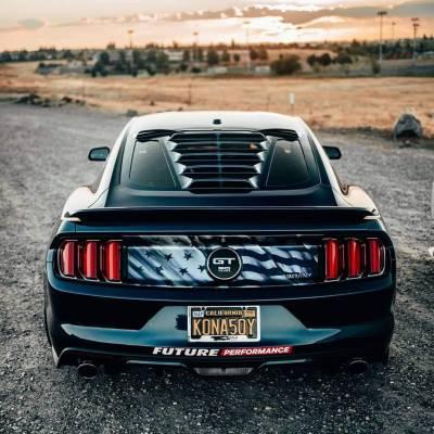 Mustang s550 Louver TEKNO1 V2 www.d2bdmotorwerks.com