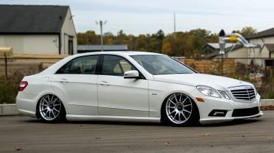 Mercedes  - E-Class (W212) RWD  - AIRLIFT PERFORMANCE  - Airlift Mercedes E Class W212 RWD Performance Air Suspension Kit : 78103 / 78677 AP Manual/3S/3P/3H