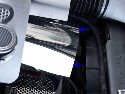 Modern Muscle Car Steel - Chevrolet C5 Corvette - American Car Craft - ACC Belt Tensioner Cap - 33056