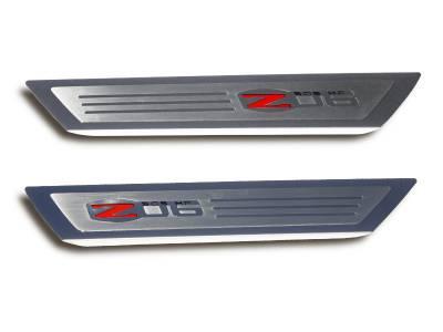 Truck/SUV Steel - Ford F-150 - American Car Craft - ACC Door Sill Plate - 41054