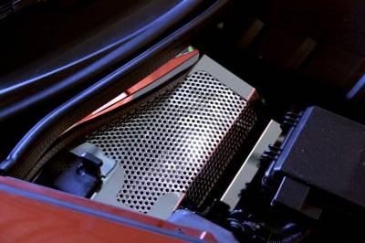 Modern Muscle Car Steel - Chevrolet C8 Corvette - American Car Craft - ACC Engine Dress Up Kit - 43061