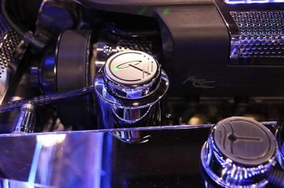 Modern Muscle Car Steel - Chevrolet C8 Corvette - American Car Craft - ACC Engine Dress Up Kit - 43070