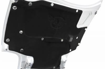 Modern Muscle Car Steel - Chevrolet C8 Corvette - American Car Craft - ACC Engine Dress Up Kit - 43081