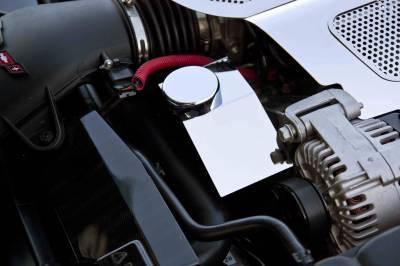 Modern Muscle Car Steel - Chevrolet C8 Corvette - American Car Craft - ACC Engine Dress Up Kit - 43085