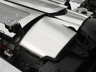 Modern Muscle Car Steel - Chevrolet C8 Corvette - American Car Craft - ACC Engine Dress Up Kit - 43111