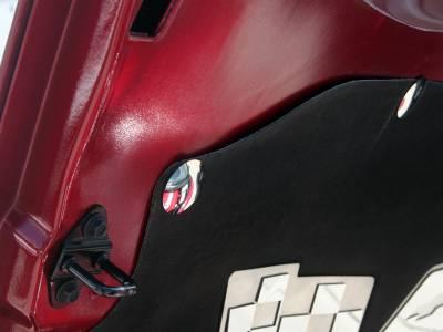 Modern Muscle Car Steel - Chevrolet C8 Corvette - American Car Craft - ACC Engine Dress Up Kit - 43112