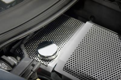 Modern Muscle Car Steel - Chevrolet C8 Corvette - American Car Craft - ACC Engine Dress Up Kit - 53063