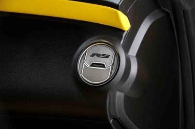 Modern Muscle Car Steel - Chevrolet Camaro - American Car Craft - ACC DBoard Air Vent Trim - 101055-BLK