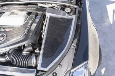 Modern Muscle Car Steel - Chevrolet C8 Corvette - American Car Craft - ACC Engine Dress Up Kit - 123026-P