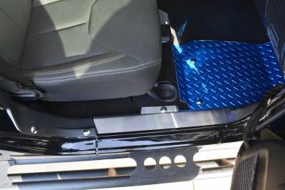 Truck/SUV Steel - Ford F-150 - American Car Craft - ACC Door Sill Plate - 141033