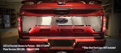 Truck/SUV Steel - Ford F-150 - American Car Craft - ACC Tailgate - 772100