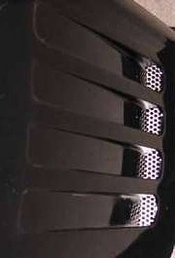 Modern Muscle Car Steel - Chevrolet C4 Corvette - American Car Craft - ACC Fender Vent - 022003