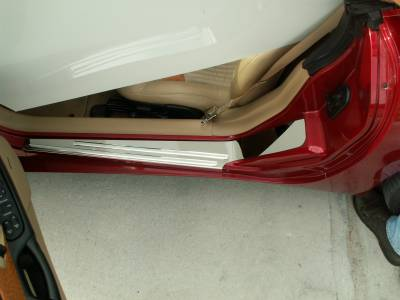 American Car Craft - ACC Door Sill Plate - 031009