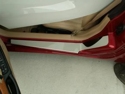 American Car Craft - ACC Door Sill Plate - 031011