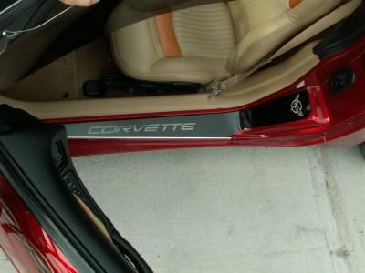 Modern Muscle Car Steel - Chevrolet C5 Corvette - American Car Craft - ACC Door Sill Plate - 031013