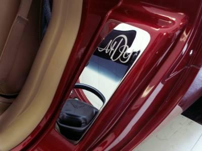 Modern Muscle Car Steel - Chevrolet C5 Corvette - American Car Craft - ACC Decor. BodyAccessory - 031022
