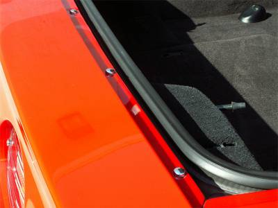 Modern Muscle Car Steel - Chevrolet Corvette - American Car Craft - ACC Body Fastener Kit - 031024