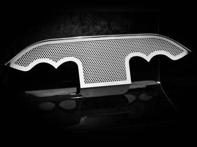 Modern Muscle Car Steel - Chevrolet C5 Corvette - American Car Craft - ACC Exhaust Filler Plate - 032005