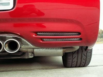 Modern Muscle Car Steel - Chevrolet C5 Corvette - American Car Craft - ACC BumpValance/GrileKit - 032016