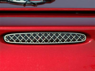 Modern Muscle Car Steel - Chevrolet C5 Corvette - American Car Craft - ACC Exterior Trim Kit - 032028