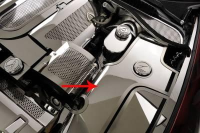 Modern Muscle Car Steel - Chevrolet C5 Corvette - American Car Craft - ACC Engine Dress Up Kit - 033017