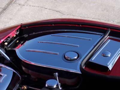 Modern Muscle Car Steel - Chevrolet C5 Corvette - American Car Craft - ACC Fender Covering - 033019