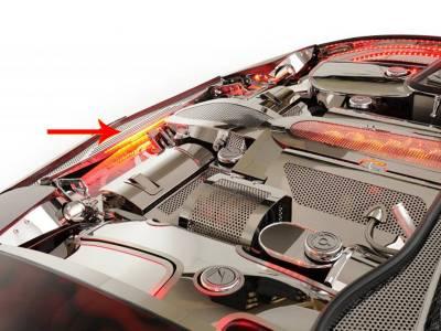 American Car Craft - ACC Engine Dress Up Kit - 033055-BLUL