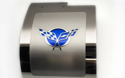 American Car Craft - ACC Alternator Cover - 033084-PUR