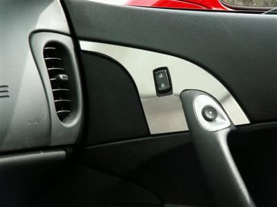 Modern Muscle Car Steel - Chevrolet C6 Corvette - American Car Craft - ACC Door Lock Knob - 041022