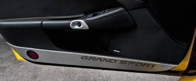 American Car Craft - ACC Door Decal - 041049-SGRN