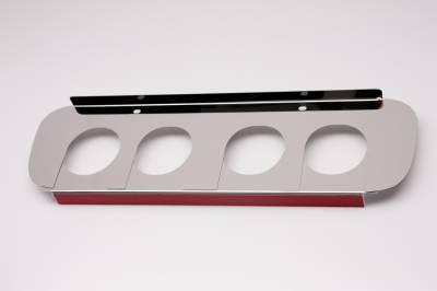 Modern Muscle Car Steel - Chevrolet C7 Corvette - American Car Craft - ACC Exhaust Filler Plate - 052050