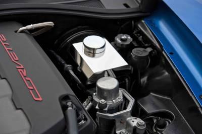Modern Muscle Car Steel - Chevrolet Corvette - American Car Craft - ACC BrakeMaster Cylinder - 053051