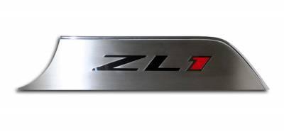 Modern Muscle Car Steel - Chevrolet Camaro - American Car Craft - ACC Door Panel Insert - 101026