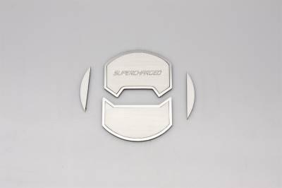 Modern Muscle Car Steel - Chevrolet Camaro - American Car Craft - ACC DBoard Air Vent Trim - 101053