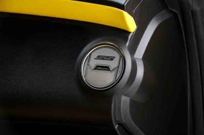 American Car Craft - ACC DBoard Air Vent Trim - 101056-BBLK