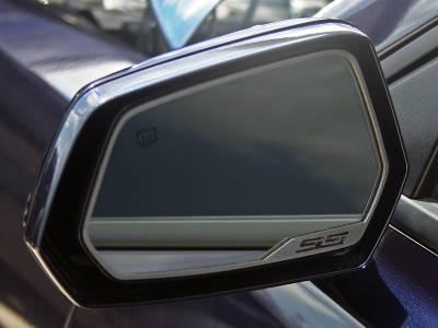 American Car Craft - ACC Door Mirror TrimRing - 102057