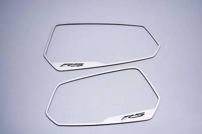 American Car Craft - ACC Door Mirror TrimRing - 102099