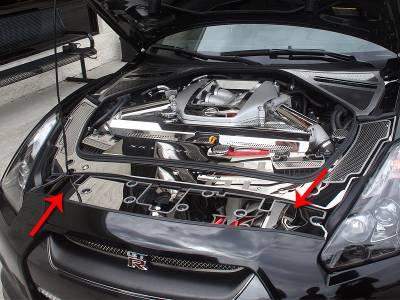 American Car Craft - ACC Engine Dress Up Kit - 163001